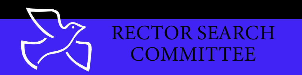 Rector Search Committee