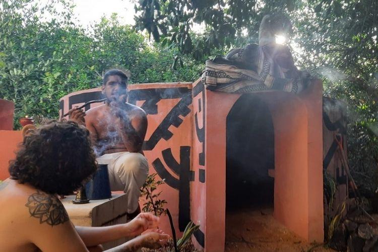 Temazcal en Tulum