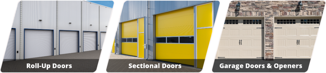 Commercial and Residential Doors