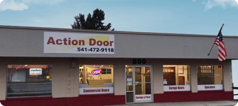 Action Door Showroom