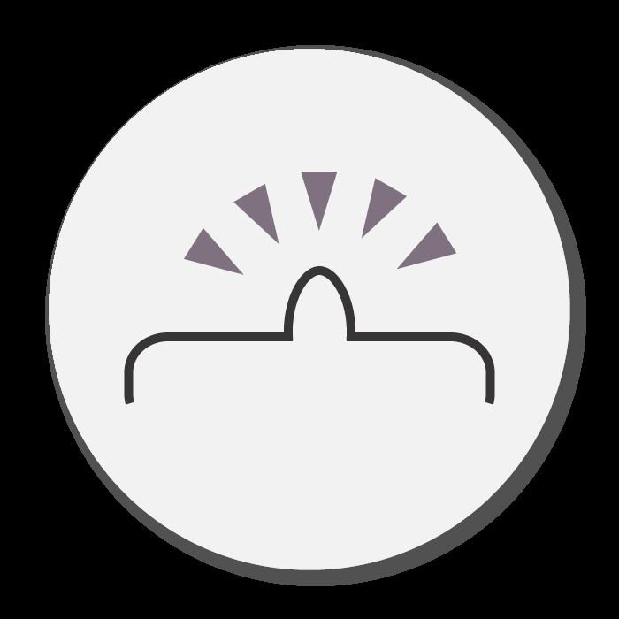 skin tag icon