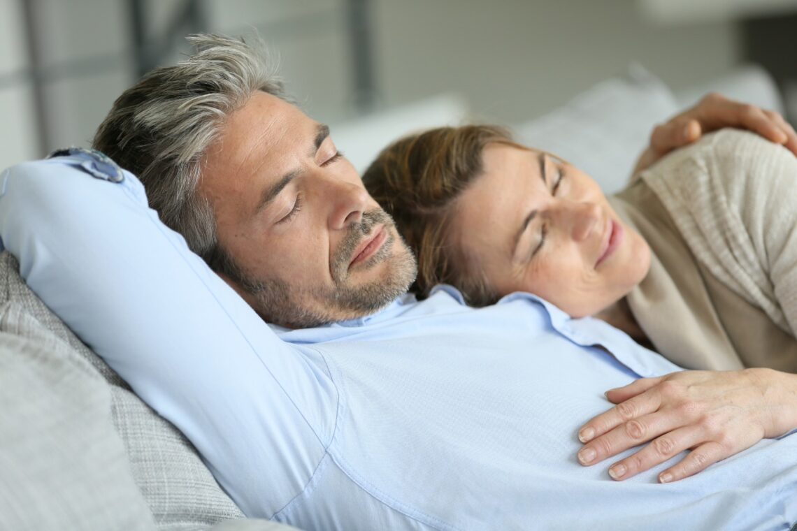 A Loving Relationship Positively Impacts Sleep