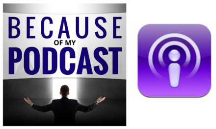 New Podcast Because Of My Podcast – Shoot Me Up the Charts of New and Noteworthy!