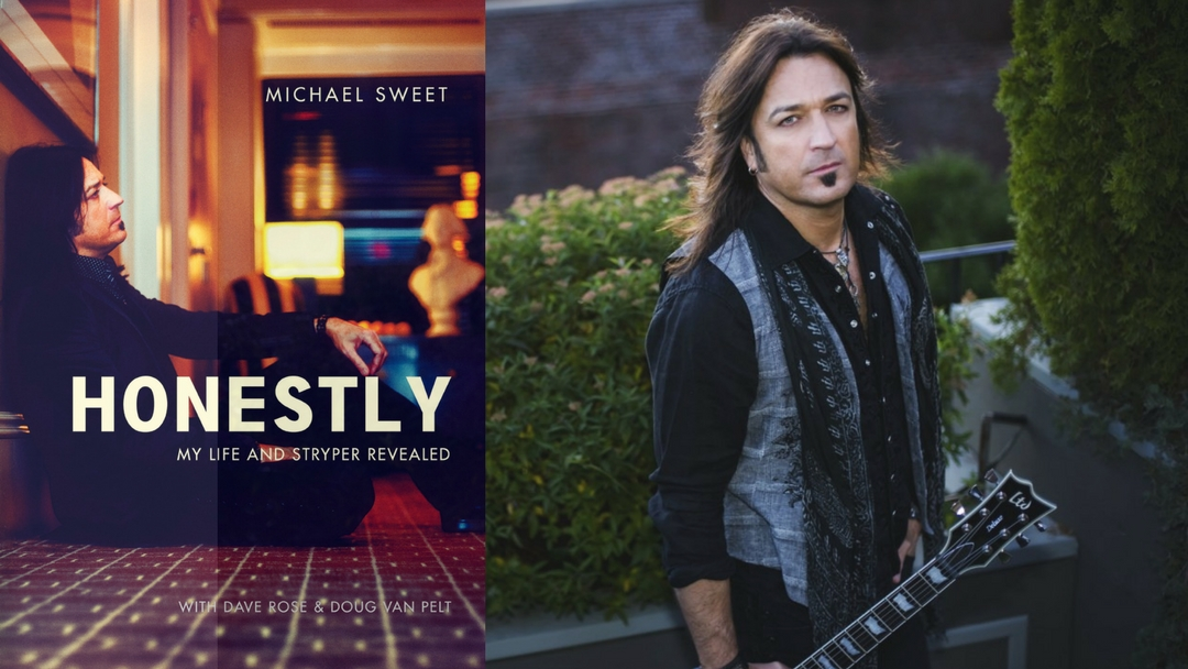 Podcasting Lessons From The Lead Singer of Stryper Michael Sweet