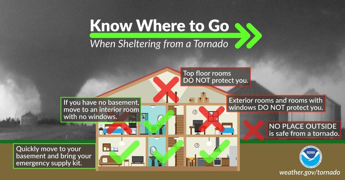 Tornado Flood FirstLIne Restoration Inc. Danger Hazard