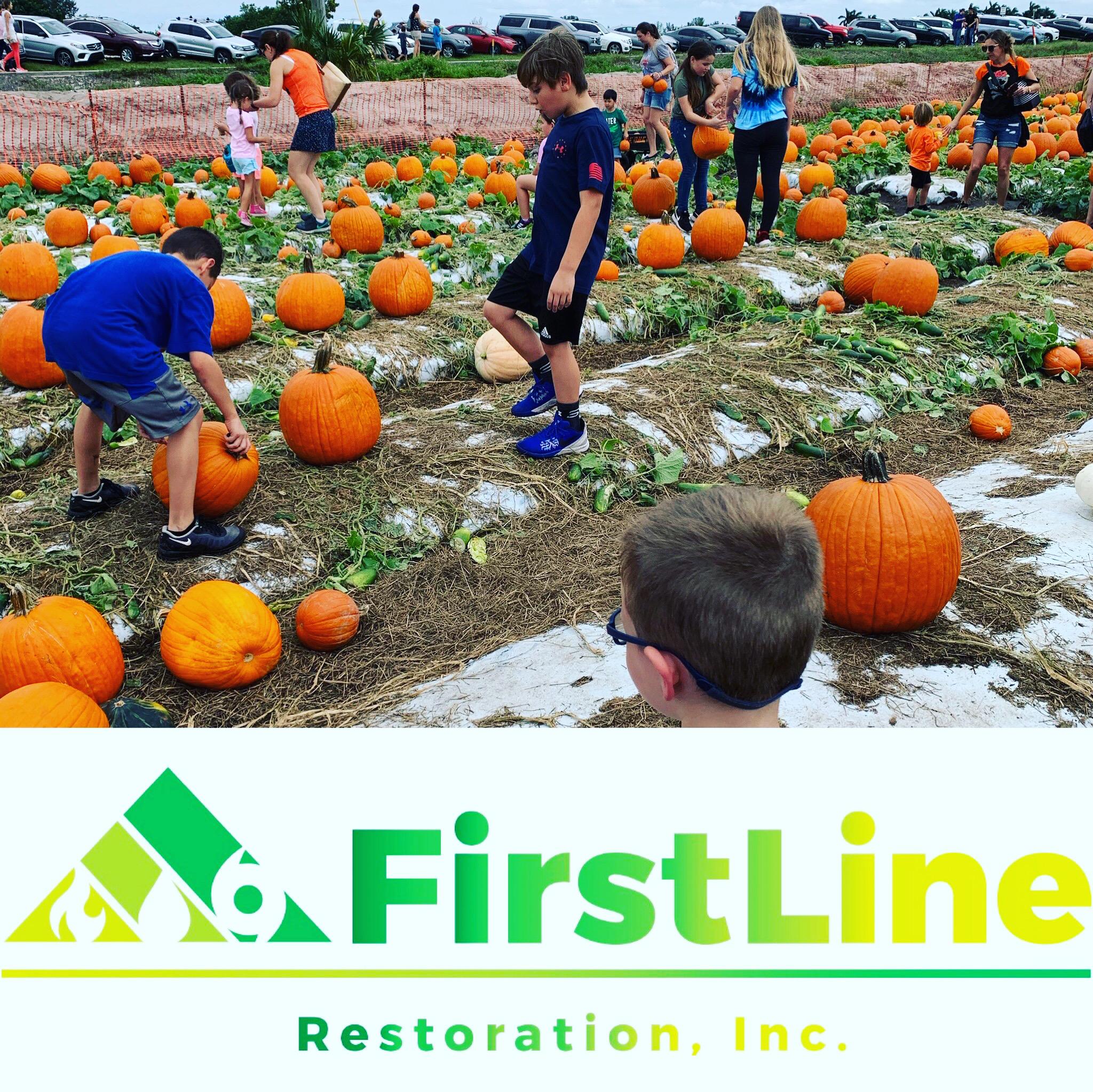 Family Kids Restoration Remediation Water Mold