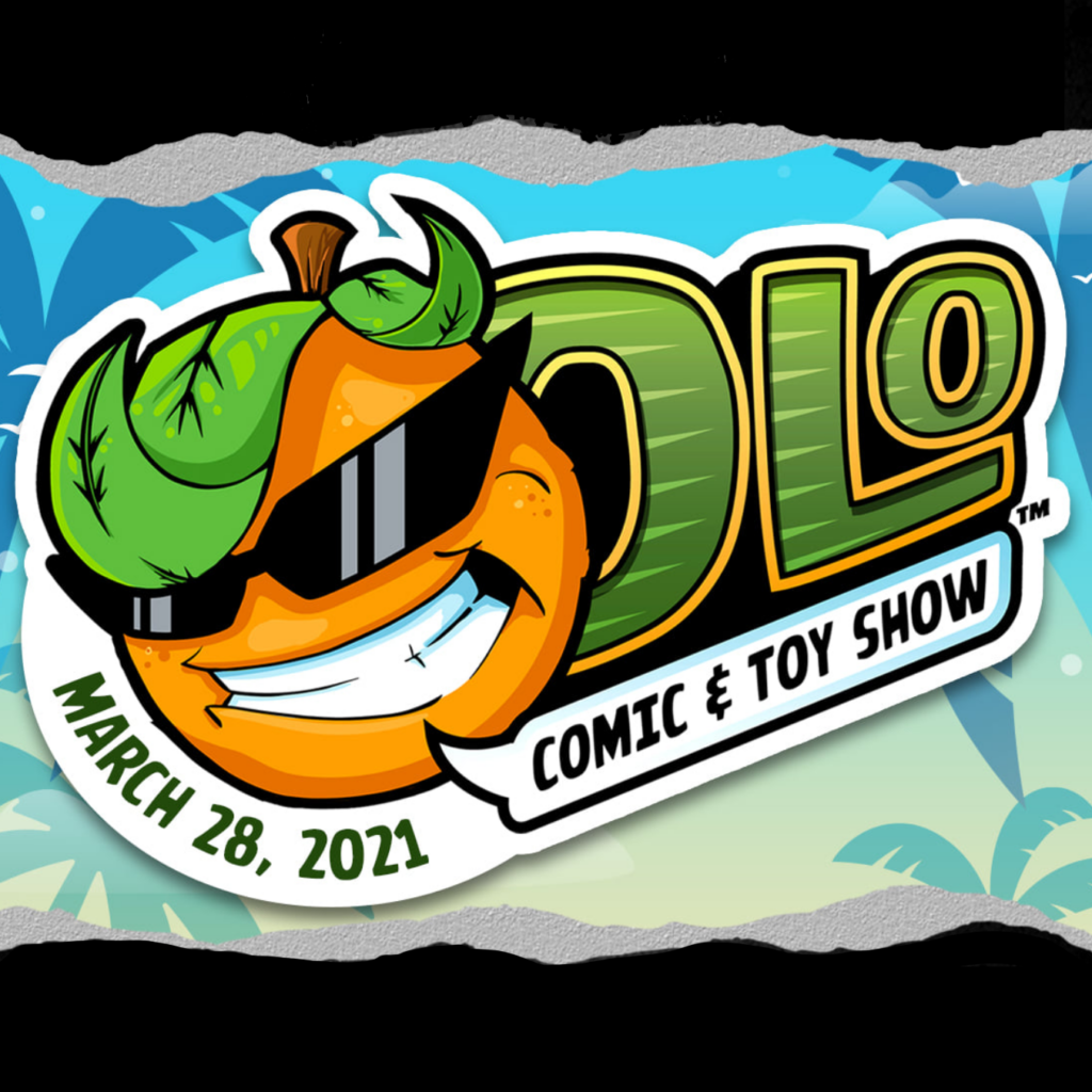 Olo Toy & Comic Show