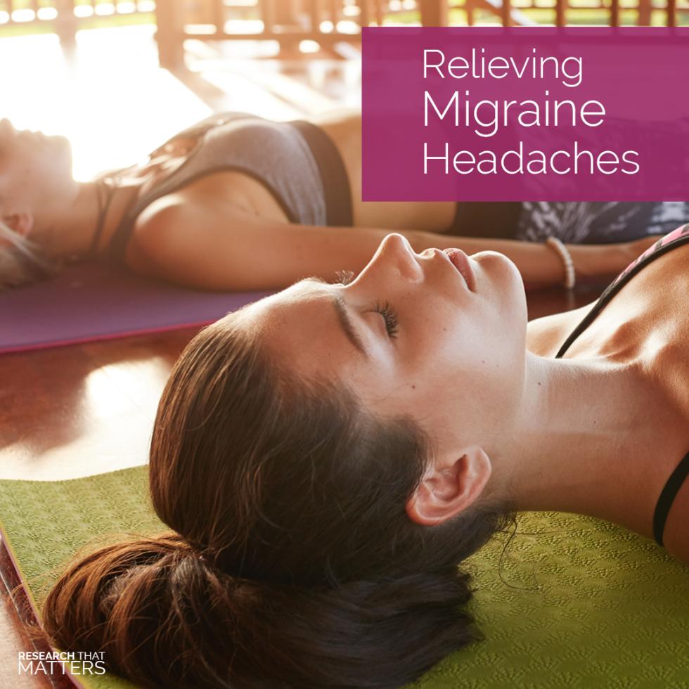 relief for migraines