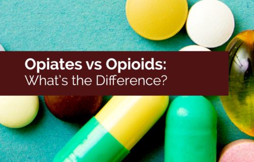Opiates vs Opioids Whats the Difference
