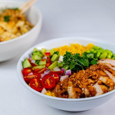 Eat District Healthy Asian Bowls Boca