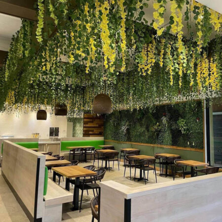 Eat District Boca Raton Inside