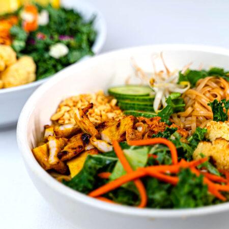 Eat District Healthy Asian Bowl Boca