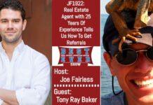 Tony Ray Teaches Joe Fairless How To Get Referrals