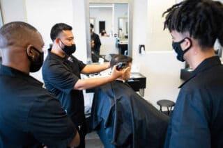 Barber Classes in Houston