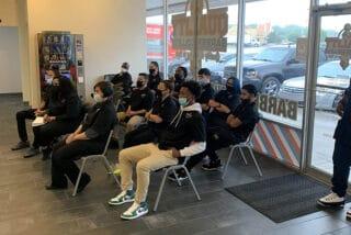 Barber School Near Me in Houston