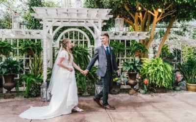 Becca + Davis | Le Jardin Wedding