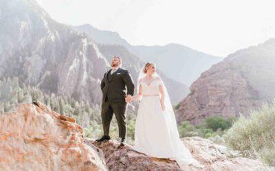 Brittany + JP | A Church of Dirt Wedding