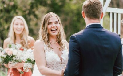 Kristy + Phil | A McCall Mountain Wedding