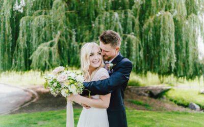 Terrin + Reese | A Sleepy Ridge Wedding