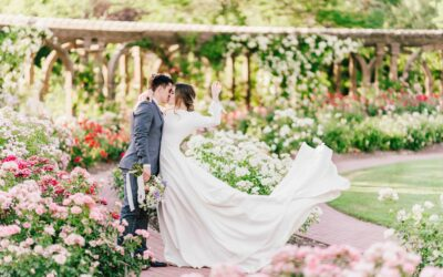 The Rose Garden | A Thanksgiving Point Gardens Session
