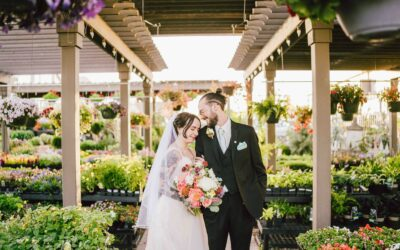 Tim + Taylor | A Cactus and Tropicals Wedding