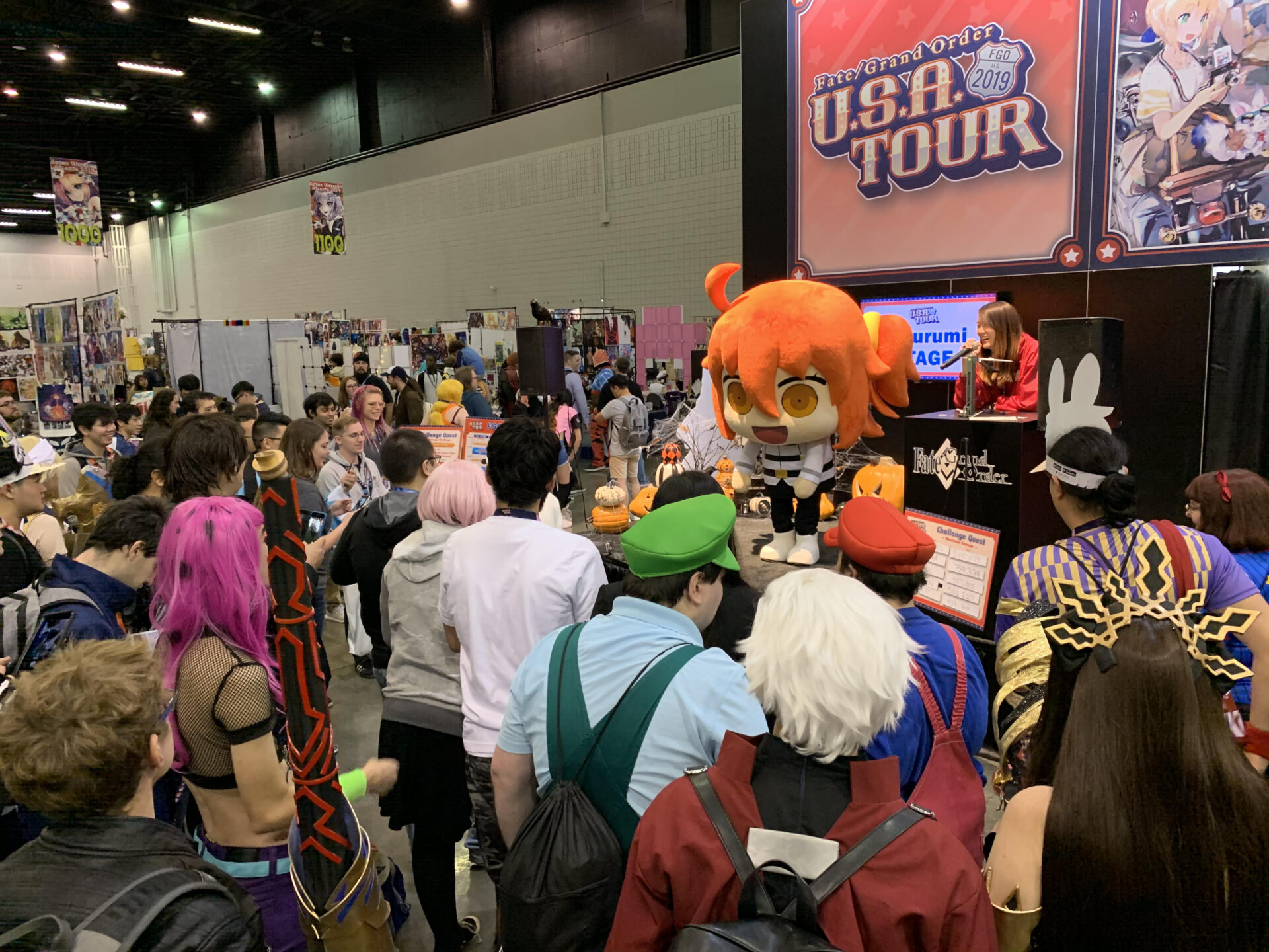 Anime Week - Total Show Technology