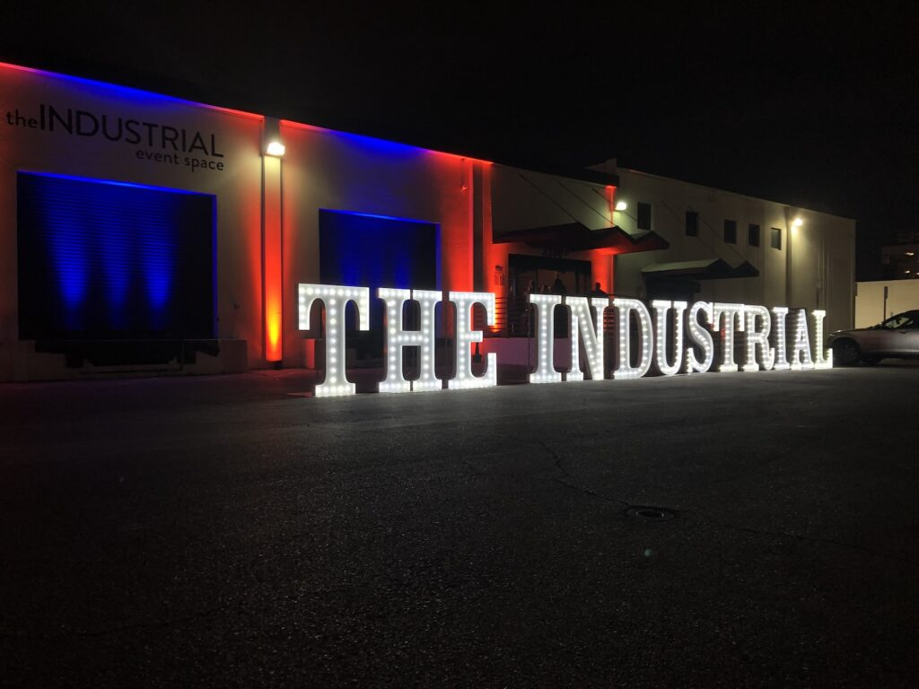 ILEA Projection Mapping - Total Show Technology