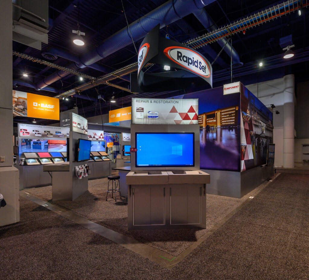 2021 and 2022 Vegas Trade Shows - Total Show Technology