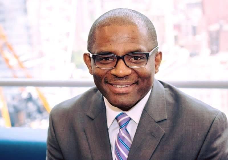 Alex Imuetinyan Eronmwon - President