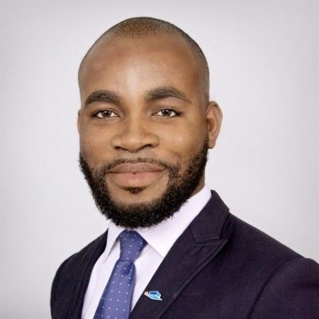 Osasere Favour Osifo - Vice President