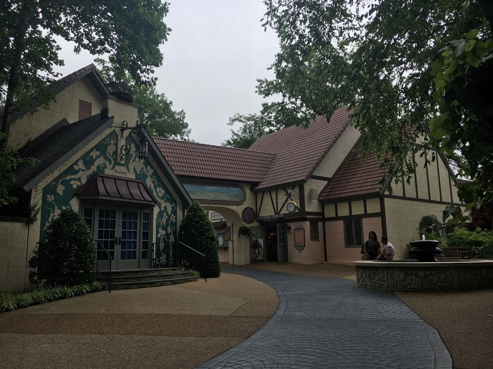 Rhinefeld Germany at Busch Gardens Williamsburg