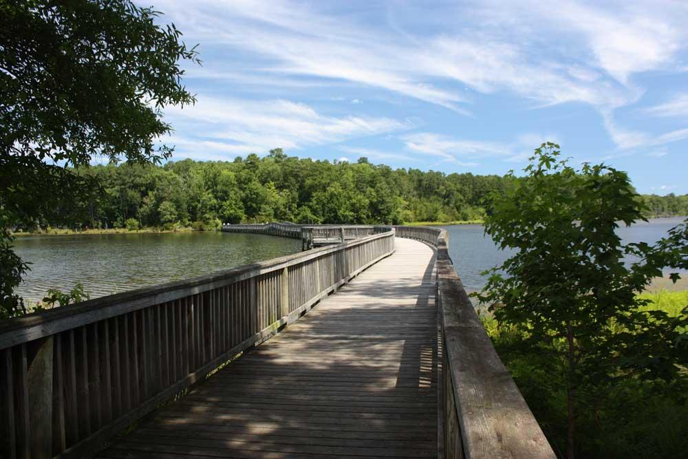Newport News Park Dam 1 Bridge