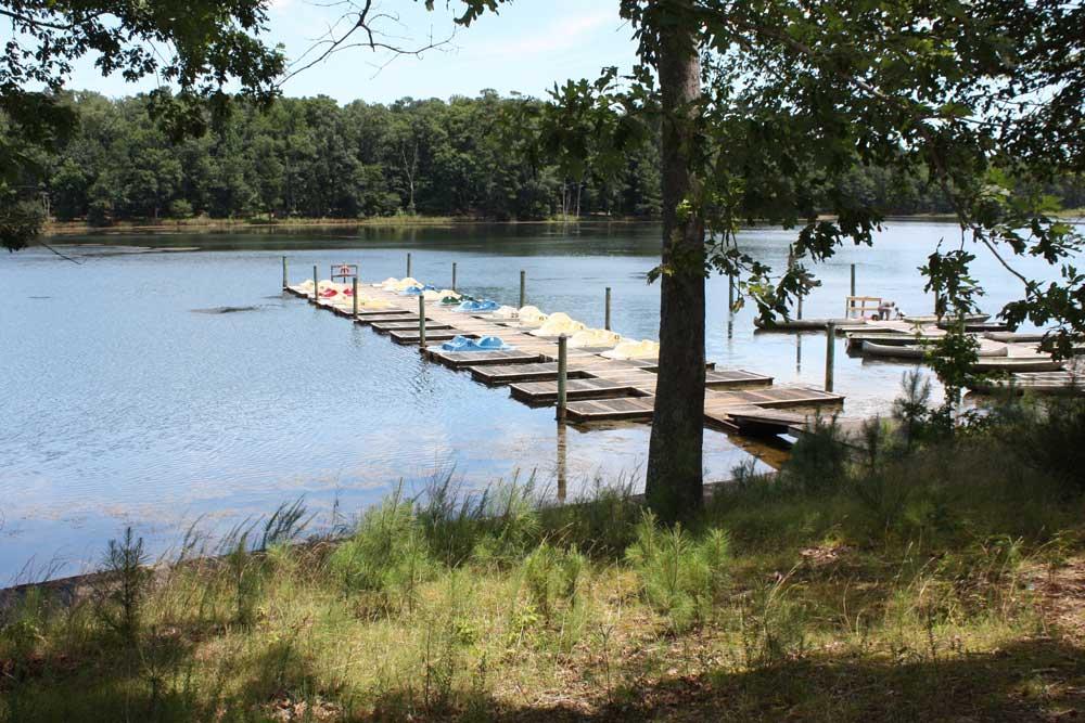 Newport News Park Paddleboats