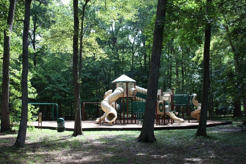 Newport News Park Campground Playground