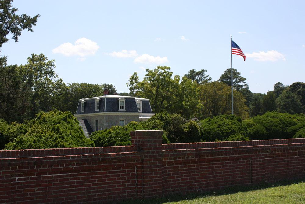 Yorktown Battlefiled Yorktown National Cemetery