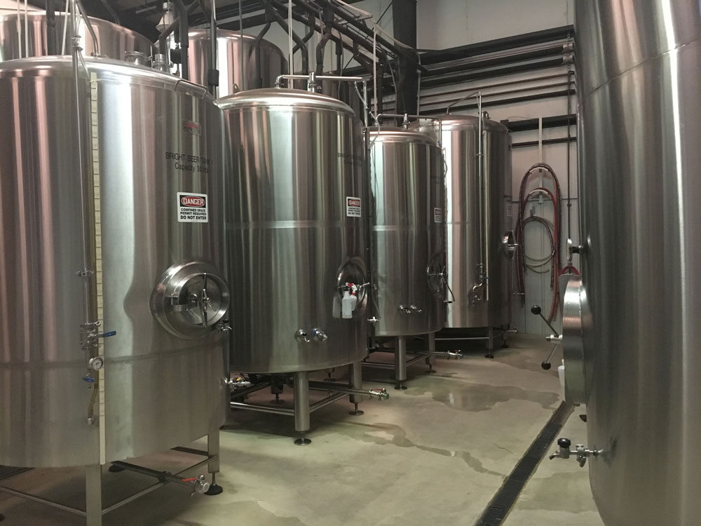 Virginia Peninsula Breweries St George Brewing Co Hampton Craft Brewery