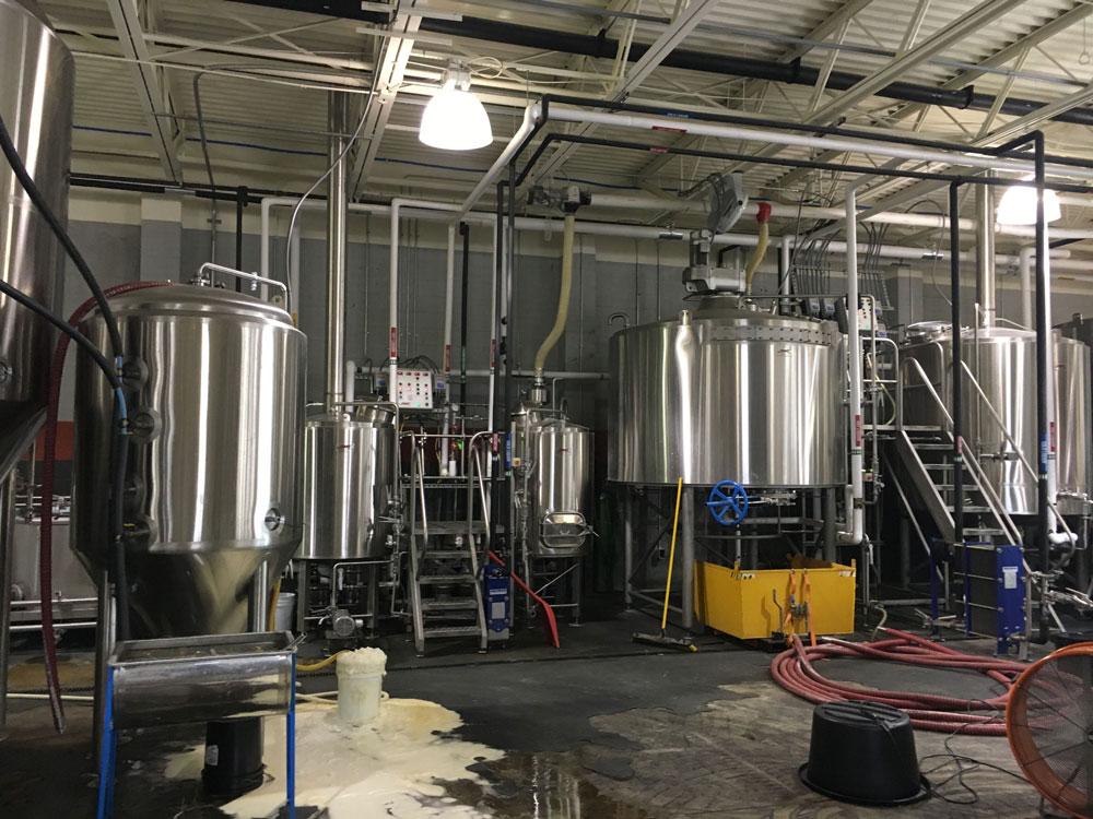 Virginia Peninsula Breweries Virginia Beer Williamsburg Craft Brewery