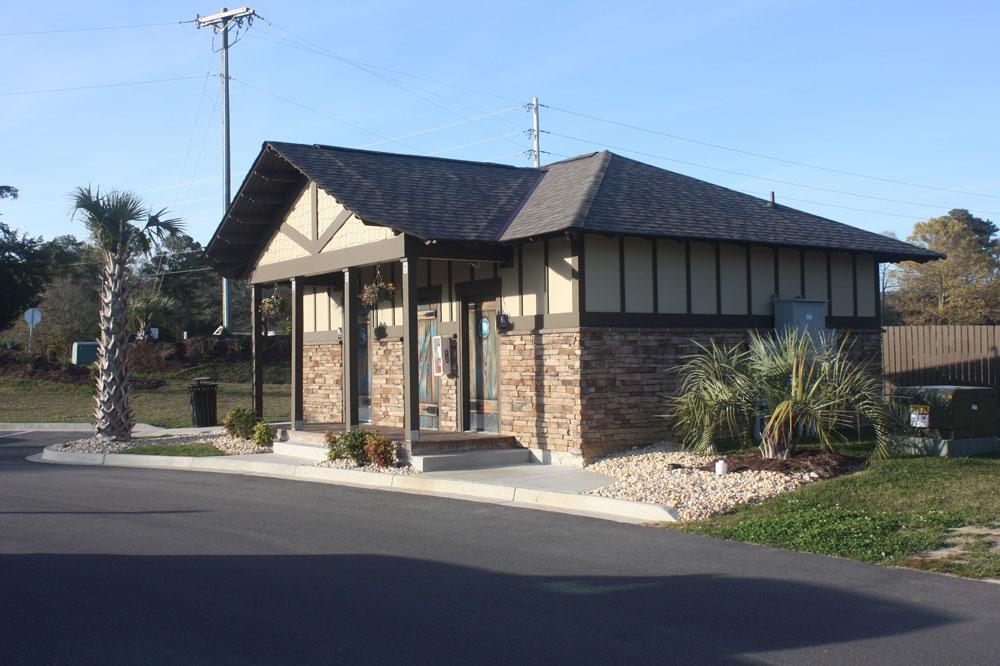 NMB North Myrtle Beach RV Resort Bath House