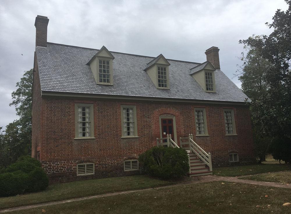 Smith Fort Plantation House