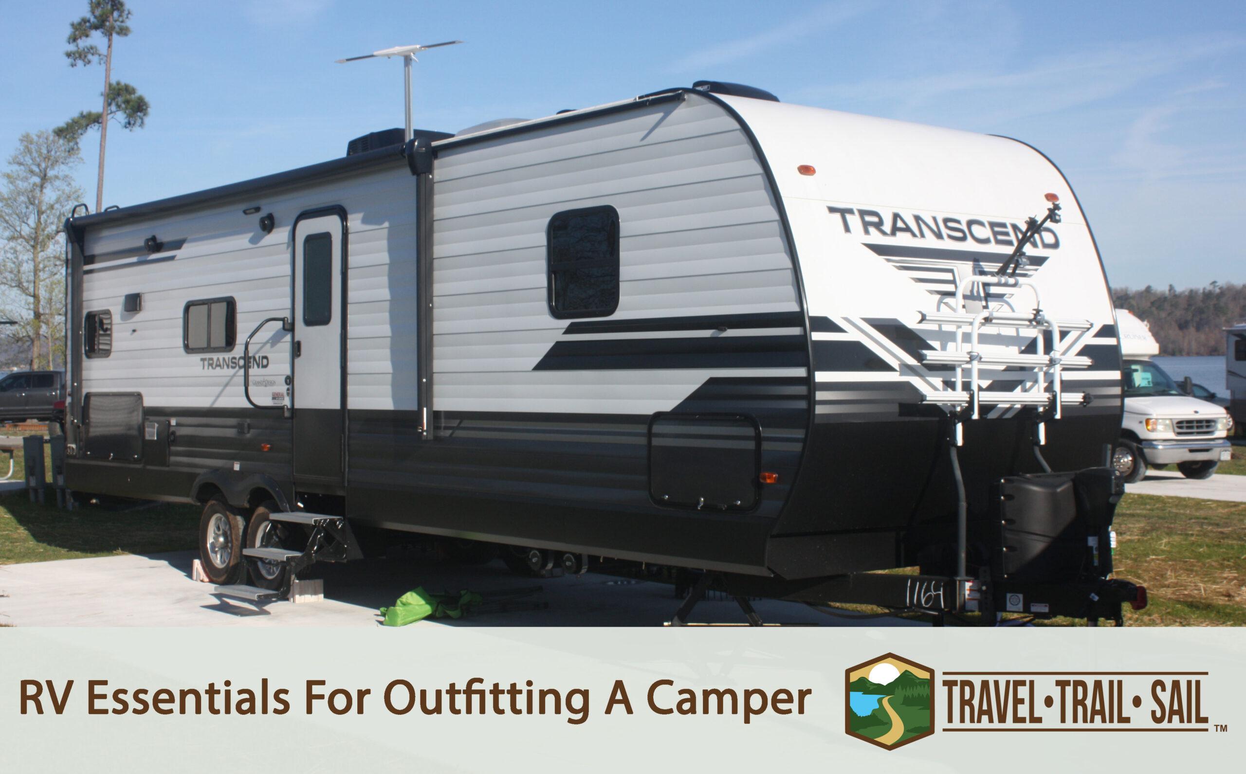 RV Essentials Outfitting A Camper