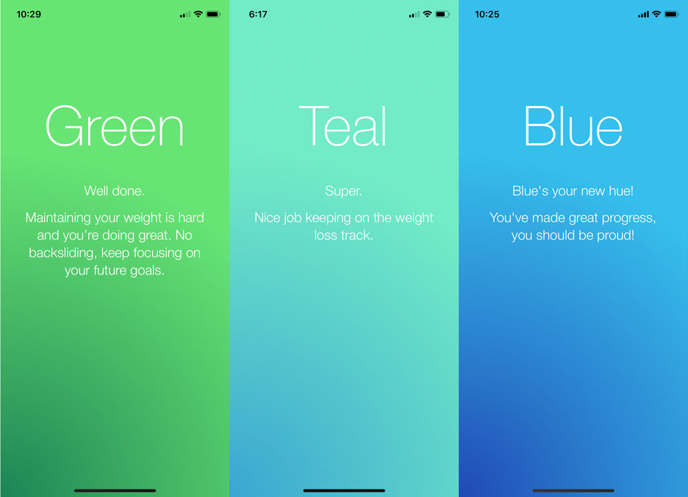smart scale shapa review colors