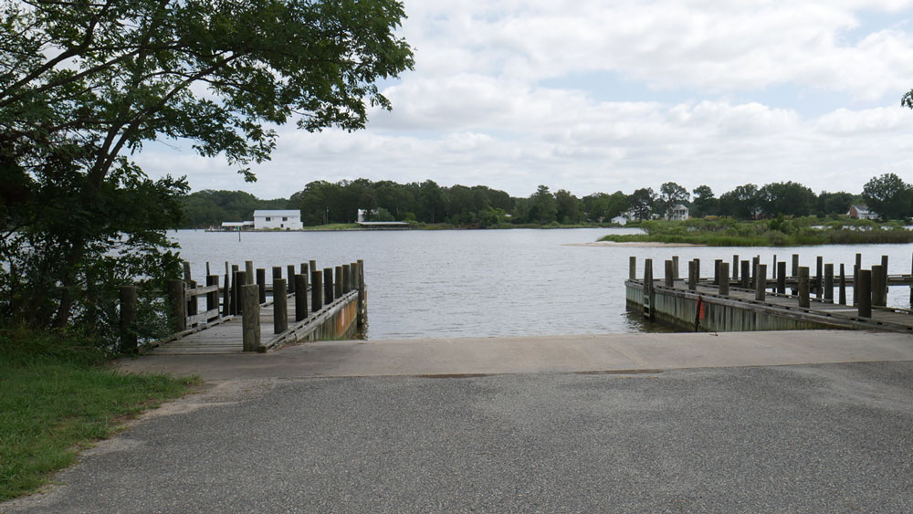 Belle Isle State Park Boat Launch