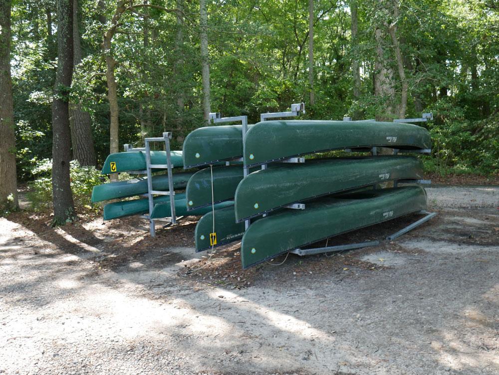 Belle Isle State Park Canoe Rentals