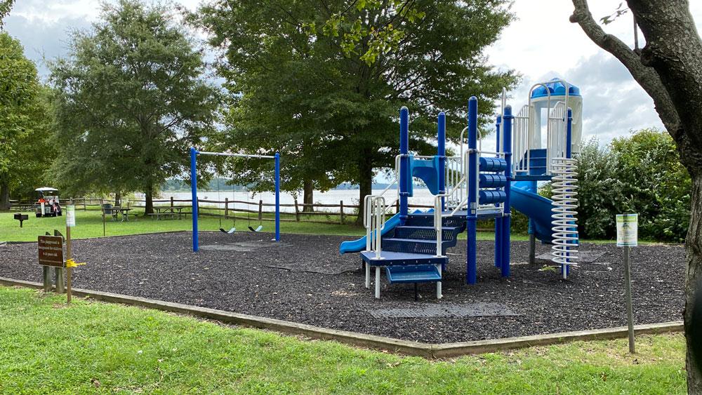 Belle Isle State Park Playground