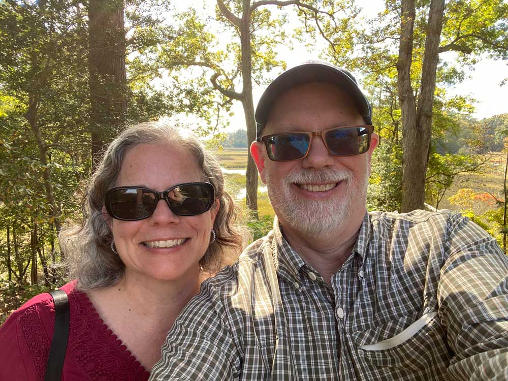 Judy and Erling Creators Travel Trail Sail