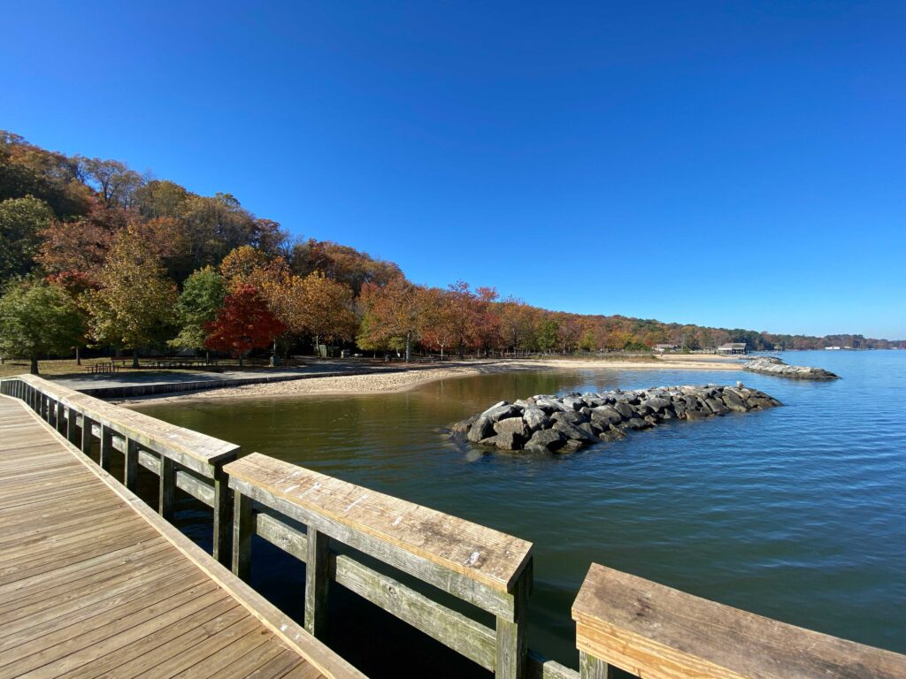 Westmoreland State Park Picnic Area