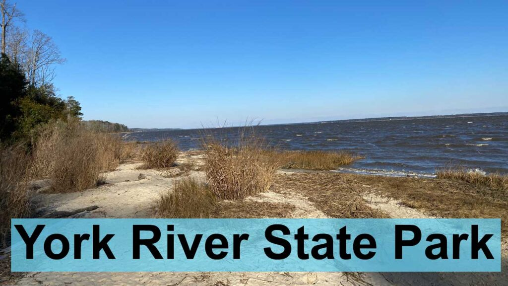York River State Park YouTube Video