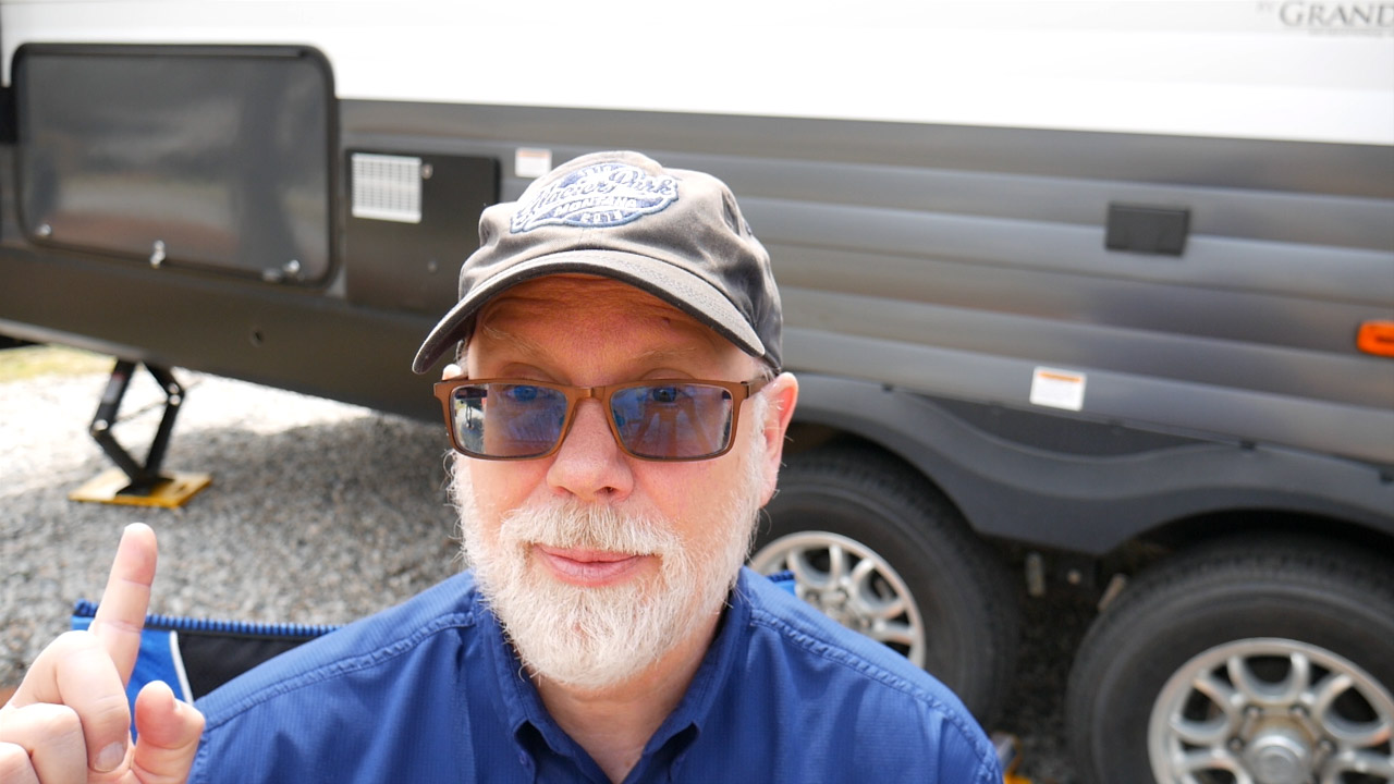 New RV Gear 2021 we share five pieces of RV gear we purchased at the start of this year