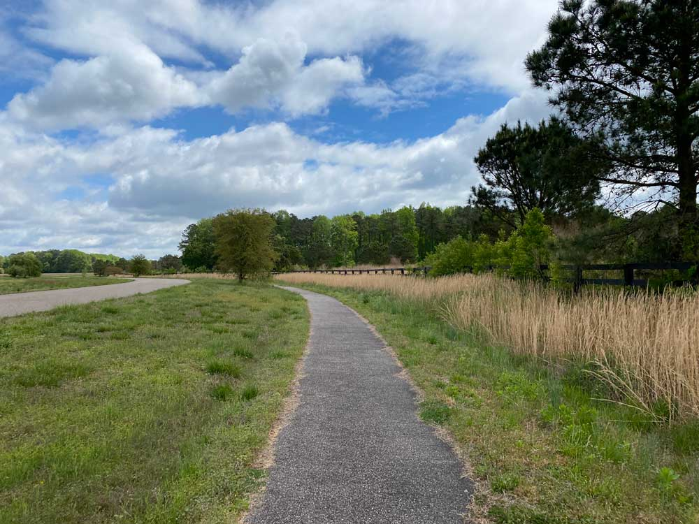Machicomoco State Park Loop Trail