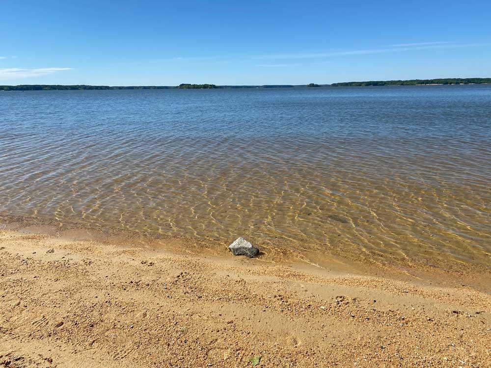 Kerr Lake Shore